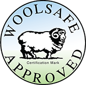 Woolsafe Approved Logo