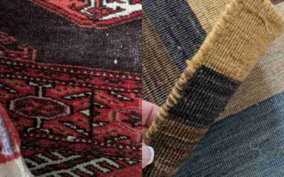 Piled Rugs vs Flat Weave Rugs