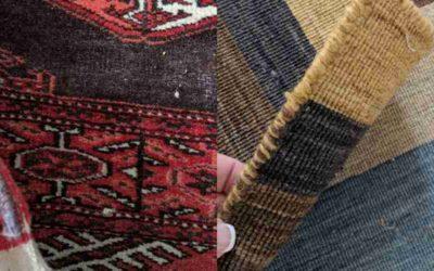 Piled Rugs vs Flat Weave Rugs