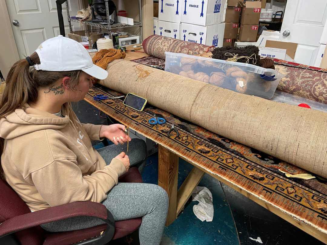 Megan Mayville Sidecord Repair